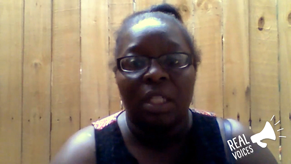 Teenage problems - African american mom discussing issues