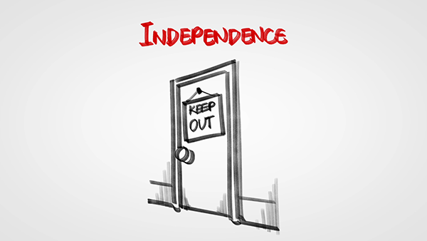 Independence IF–THEN Plan